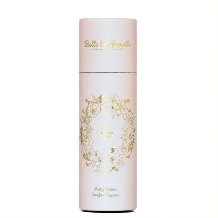 Belle & Fleurelle Organic Body Lotion