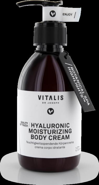 Vitalis Dr Joseph Hyaluronic Moisturizing Body Cream