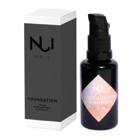 NUI Berlin Natural Liquid Foundation