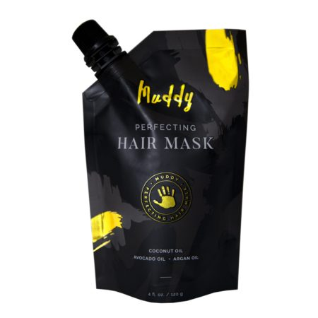 Muddy Body Perfecting Hair Mask