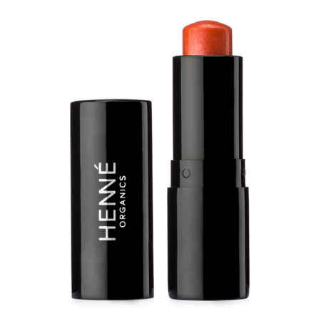 Henné Organics Luxury Lip Tint Coral Color