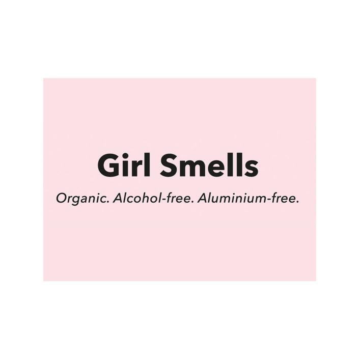 Girl Smells Logo