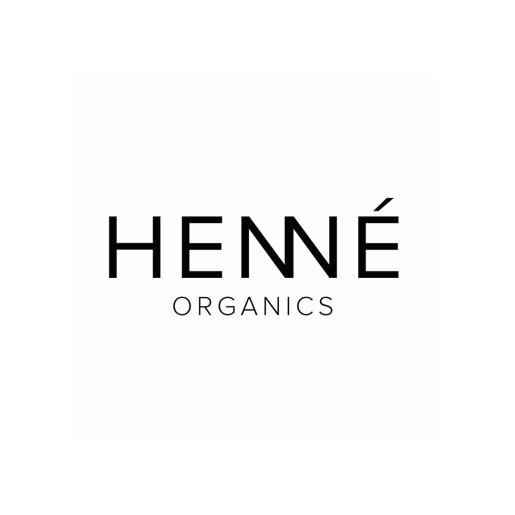 Henné Organics Logo