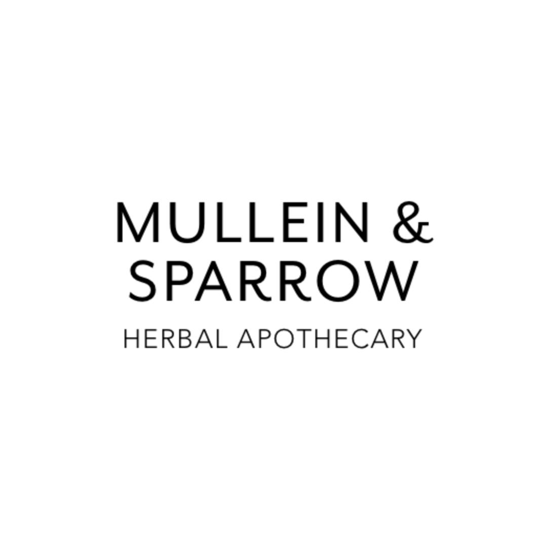 Mullein & Sparrow Logo