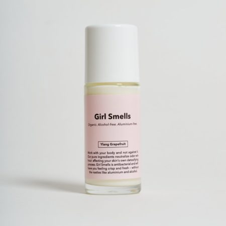 Girl Smells Ylang Grapefruit