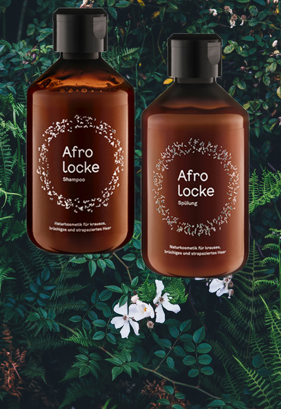 Afrolocke Produktvorschau Neu