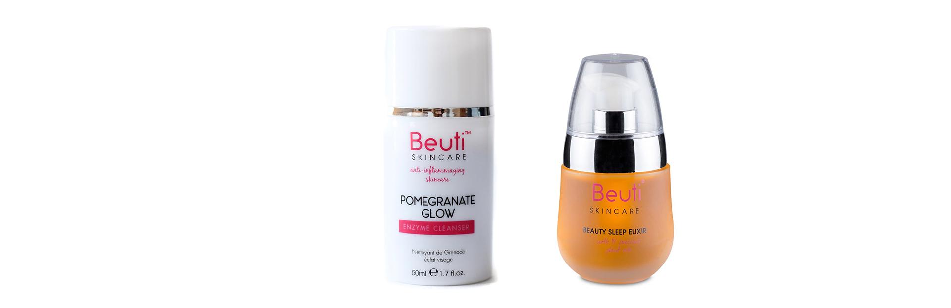 Beuti Skincare Produkte
