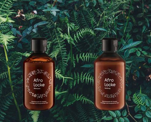 Afrolocke Locken Shampoo & Spülung