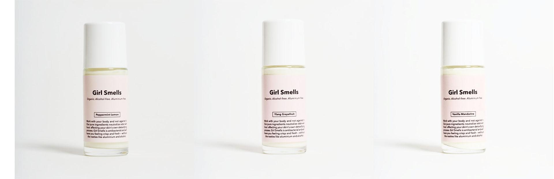 Girl Smells Produkte
