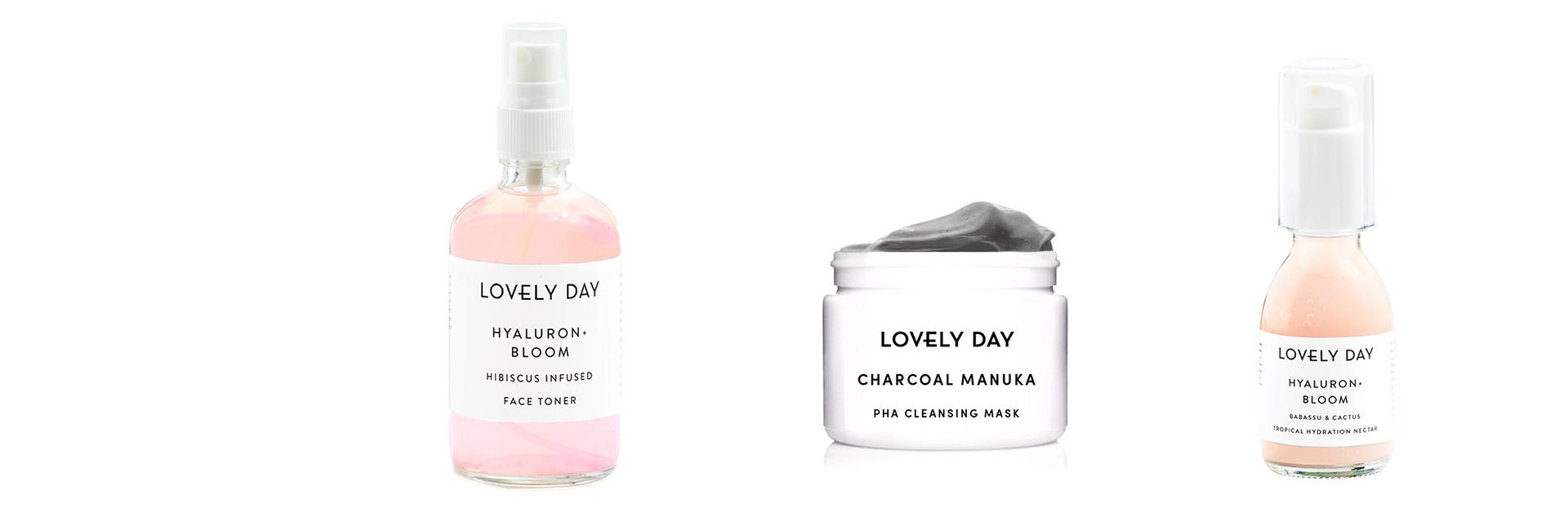 Lovely Day Produkte