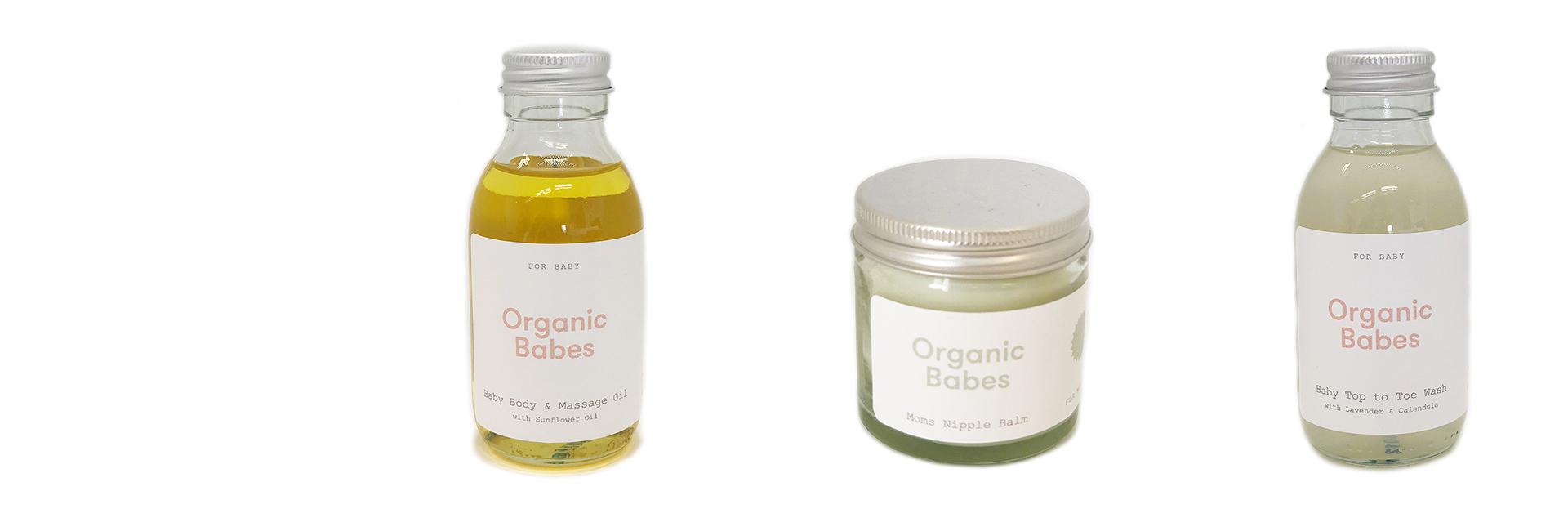 Organic Babes Produkte