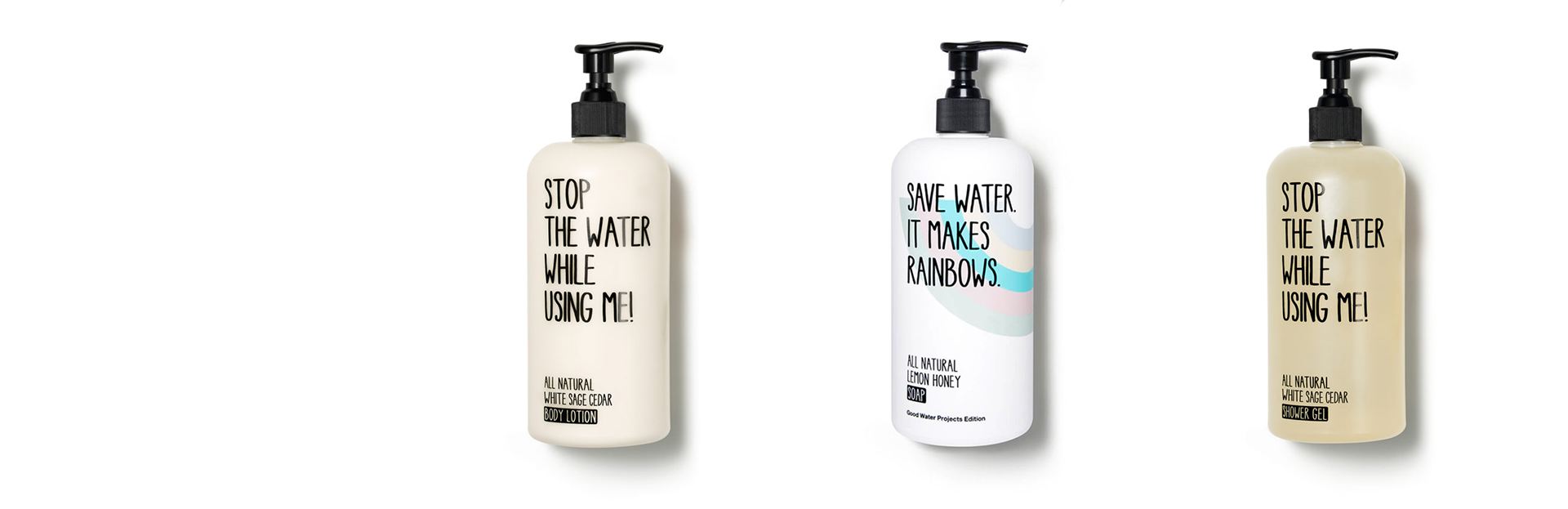 Stop The Water Produkte