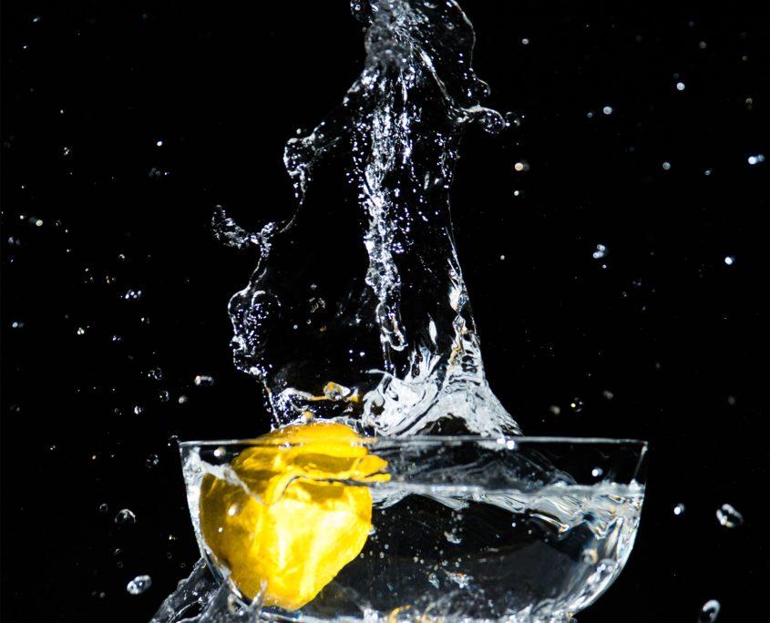 Zitronenwasser