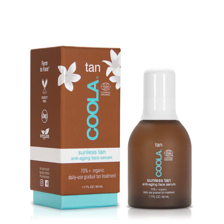 Coola Sunless Tan Anti Aging Face Serum
