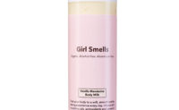Girl Smells Body Milk Vanilla Mandarine