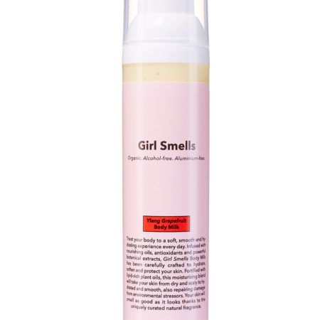 Girl Smells Body Milk Ylang Grapefruit