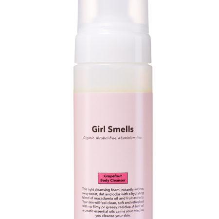 Girl Smells Cleanser Grapefruit