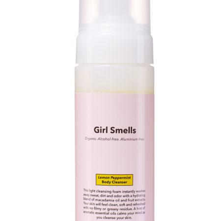 Girl Smells Cleanser Lemon Peppermint