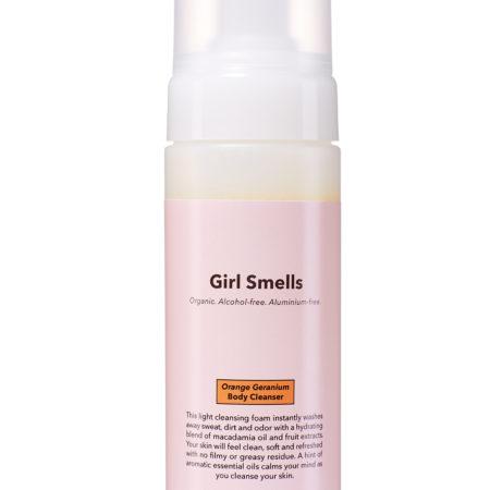 Girl Smells Cleanser Orange Geranium