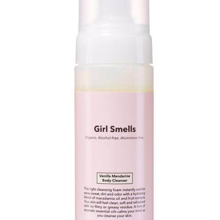 Girl Smells Cleanser Vanilla Mandarine