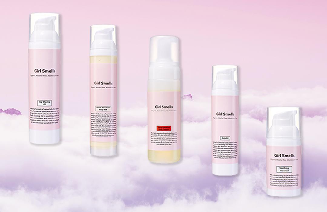 Neues von Girl Smells - Körperpflege