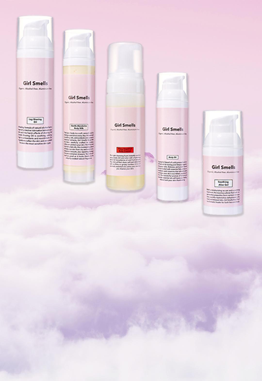 Neues von Girl Smells - Körperpflege - Mobile