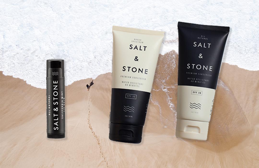 Salt&Stone Sunscreen Home