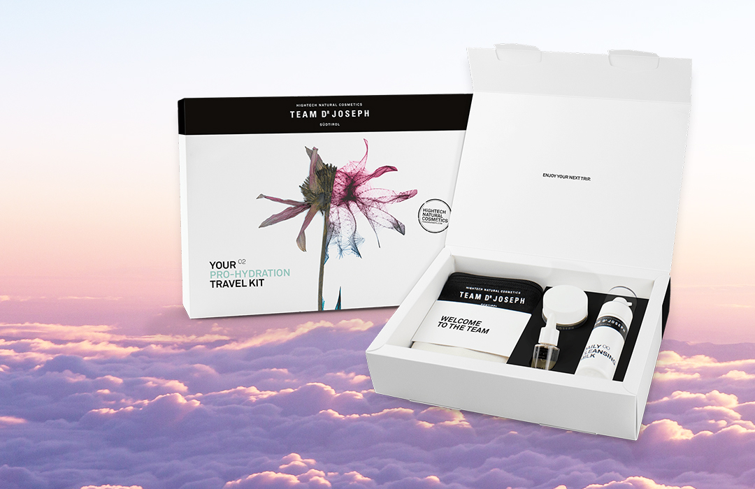 Vitalis Dr Joseph Neuheiten Travel Kit