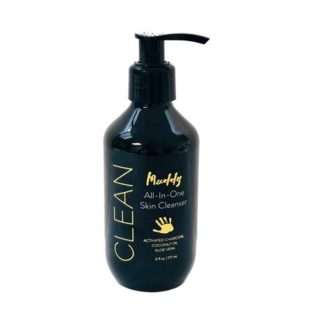 Muddy Body Clean Skin Cleanser