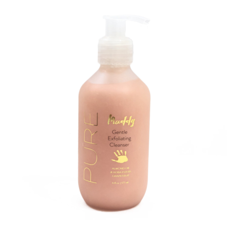 Muddy Body Pure Exfoliating Cleanser