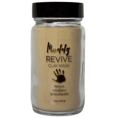 Muddy Body Revive Clay Mask