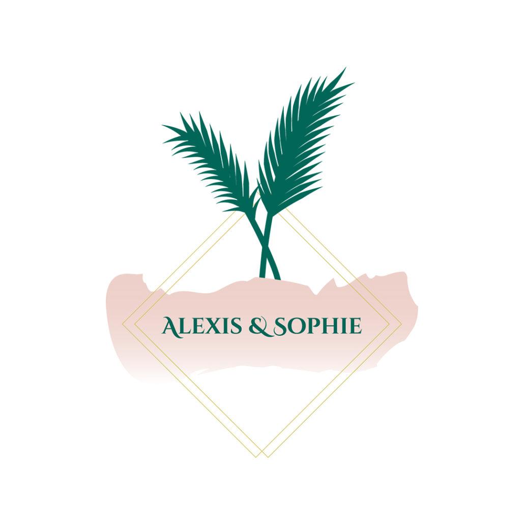 Alexis & Sophie Brand Logo